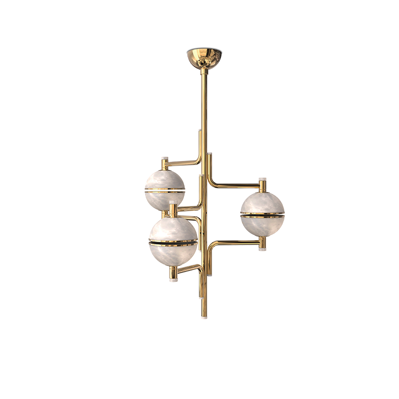 Andros II Suspension Lamp by Creativemary