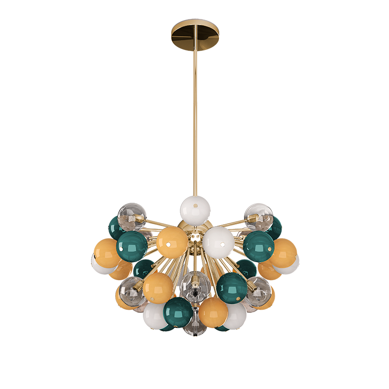 Berries Suspension Lamp by Creativemary
