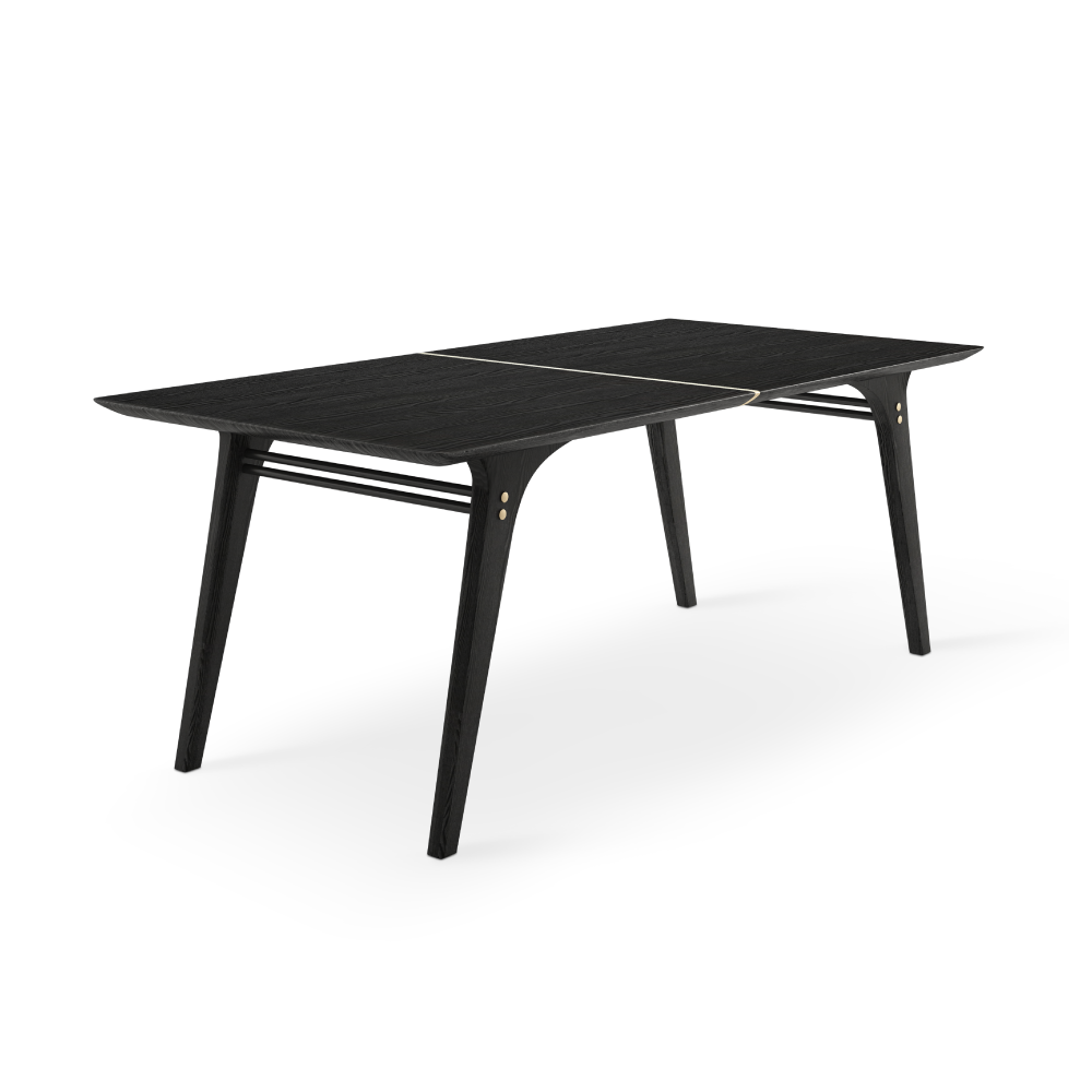 Edward Dining Table by Wood Tailors Club