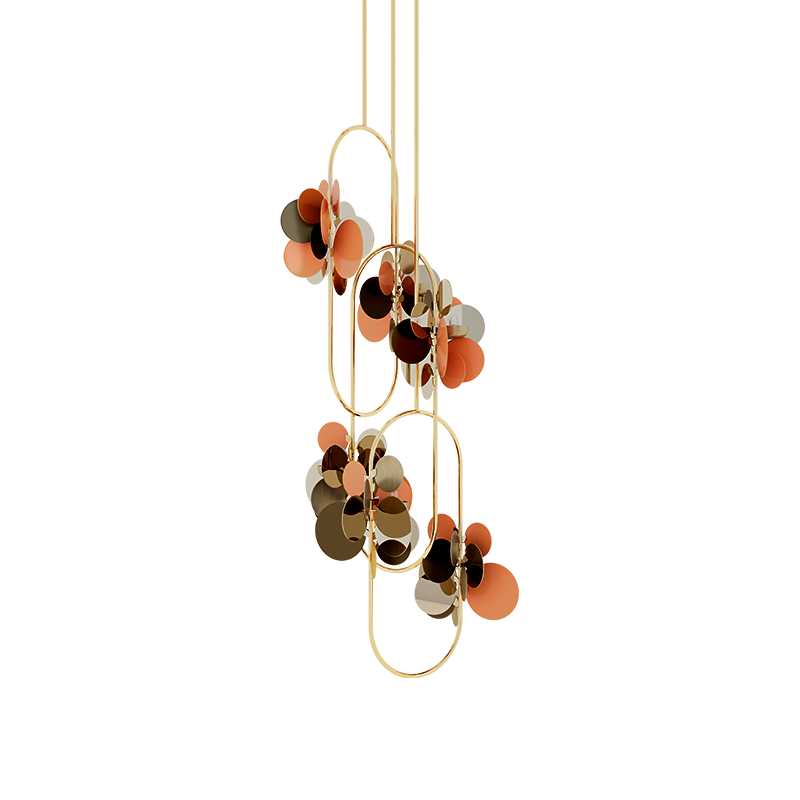 Hera Suspension Lamp by Creativemary
