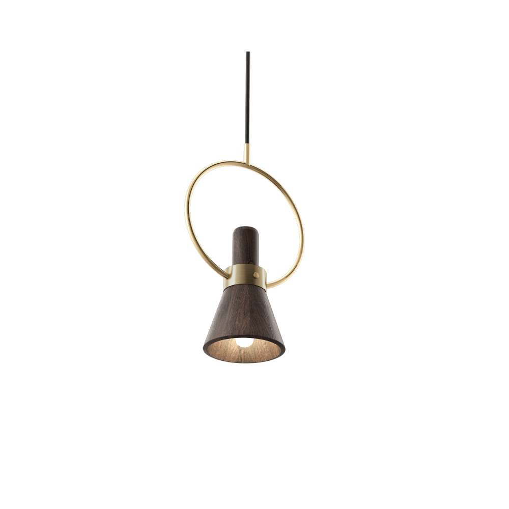 Humphry Pendant Lamp by Wood Tailors Club