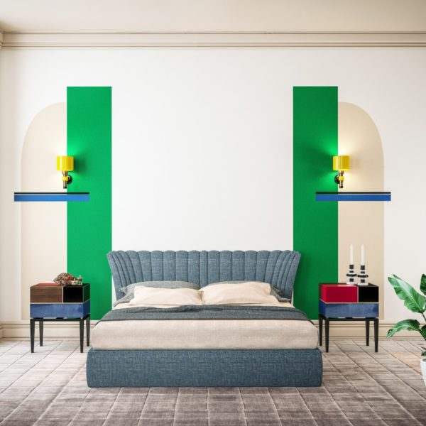 Bedroom Ideas - Iconic Bauhaus Touch