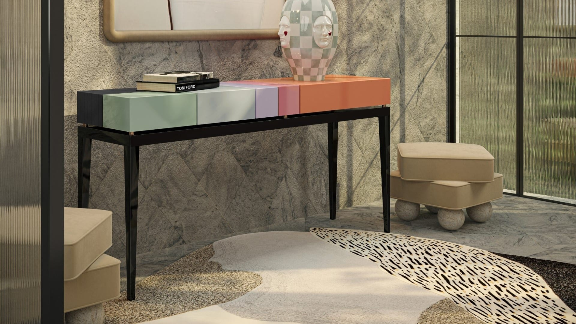 Proportion II Console