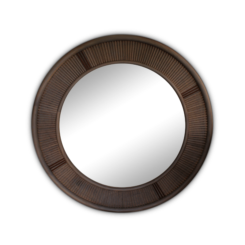 Francis Mirror by Wood Tailors Club
