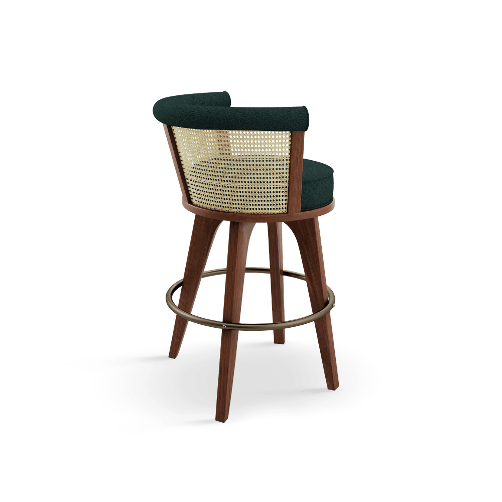 George Bar Chair by Wood Tailors Club