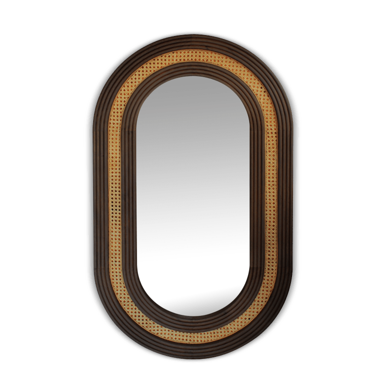 Hudson Mirror by Wood Tailors Club