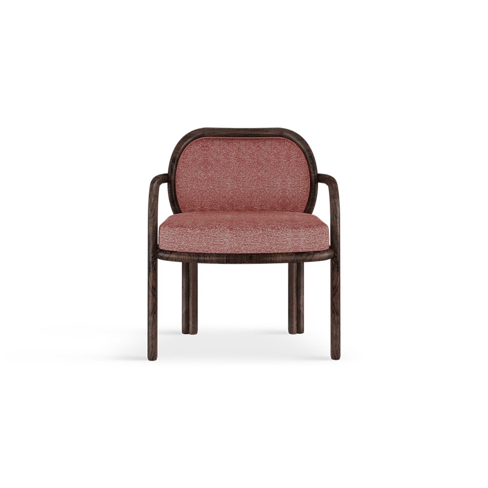 James Dining Chair by Wood Tailors Club