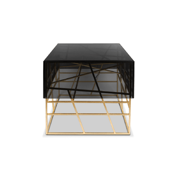 Kenzo Side Table by Malabar