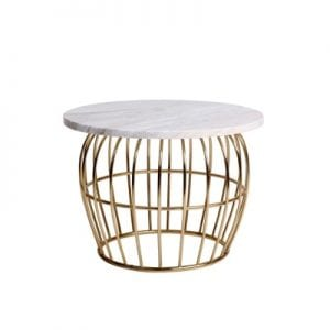 Albany Side Table by Porus Studio