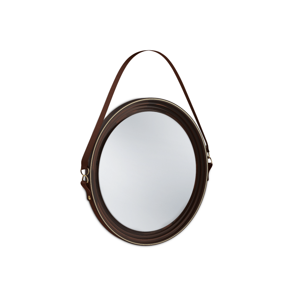 Reynolds Mirror by Wood Tailors Club