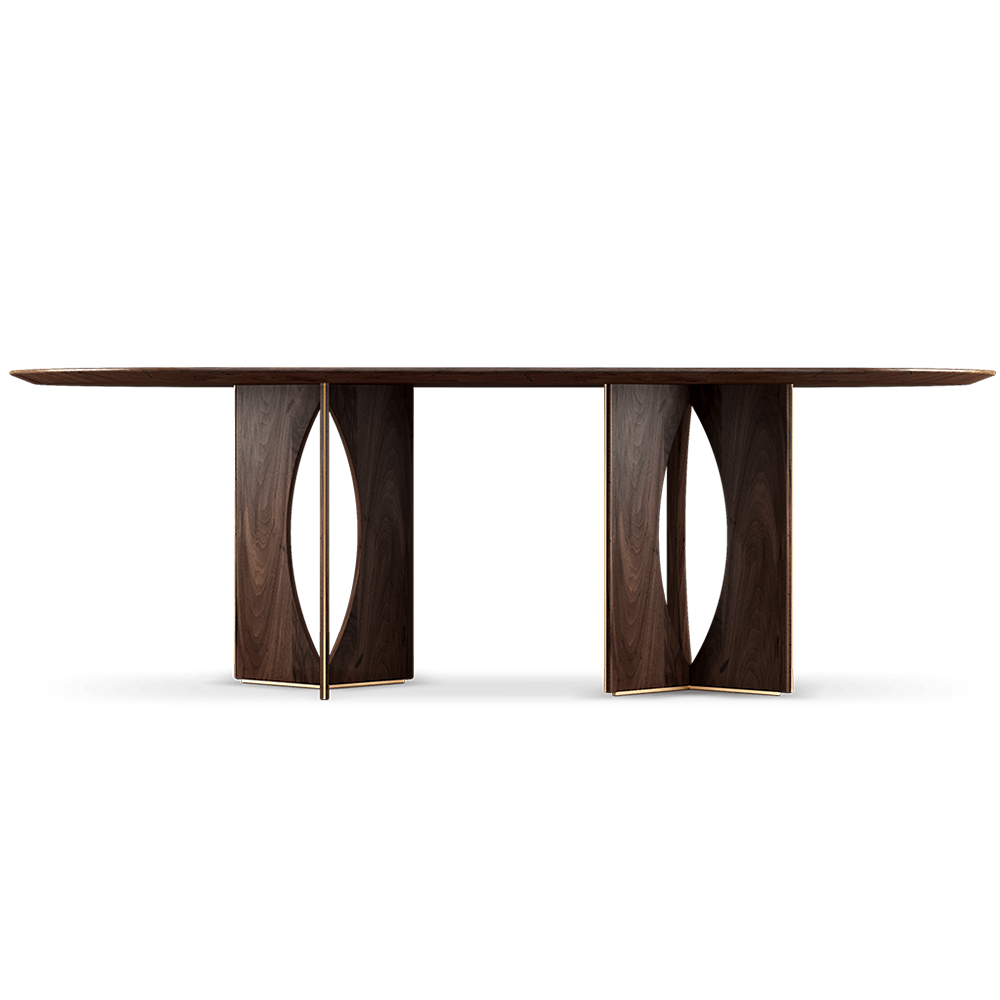 Taylor Dining Table by Wood Tailors Club